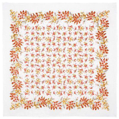 Платок «Лазоревый» 615-2